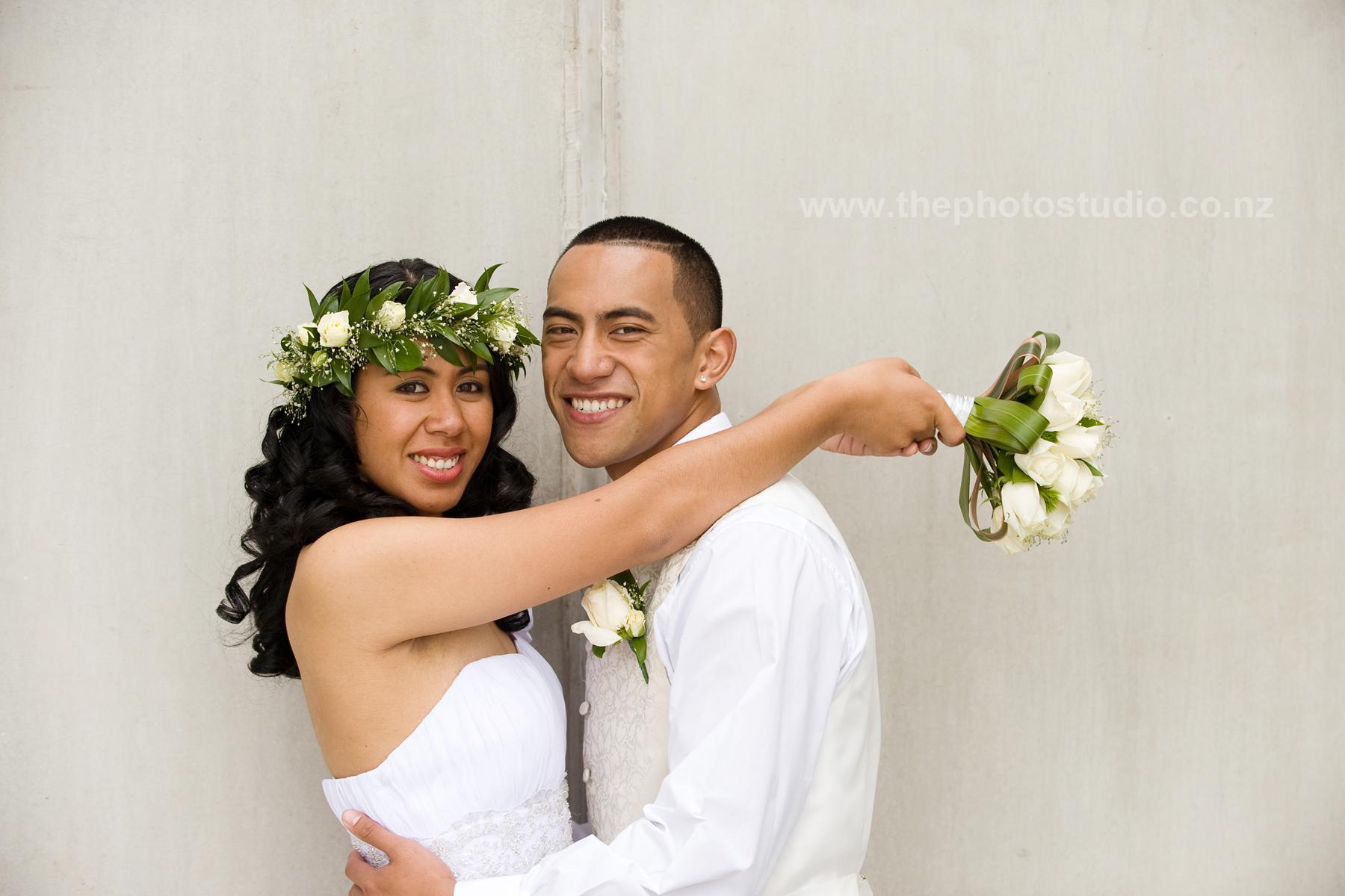 Christine & Michael Wedding