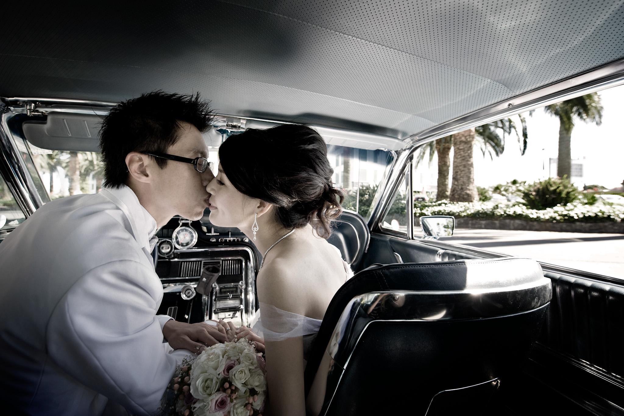 Vivian & Simon Wedding